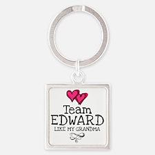 Lovez Ed Gma Square Keychain