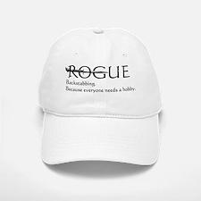 roguebackstabblack Baseball Baseball Cap