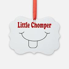 Little Chomper Ornament