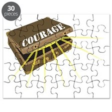 Suitcase of Courage Puzzle