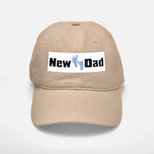 New Dad - Boy/Boys Baseball Baseball Cap