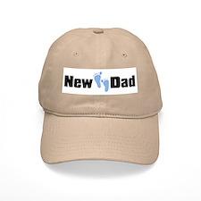 New Dad - Boy/Boys Baseball Cap
