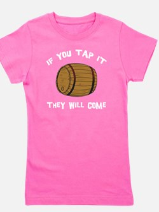 oct236dark Girl's Tee