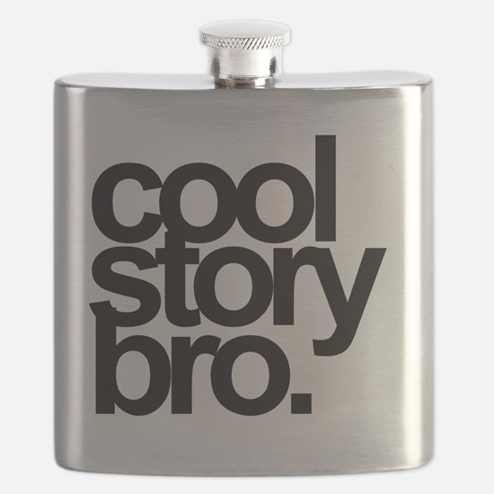 cool story bro Flask