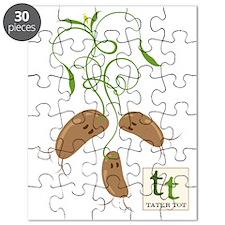 Tater Tot Puzzle