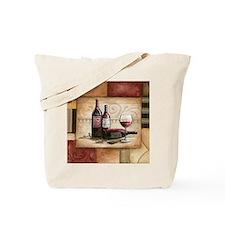 wine and chocolate 2 Tote Bag