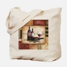wine and chocolate 2 Tote Bag