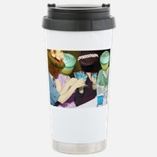 Cupcakes In The Kitchen... Travel Mug