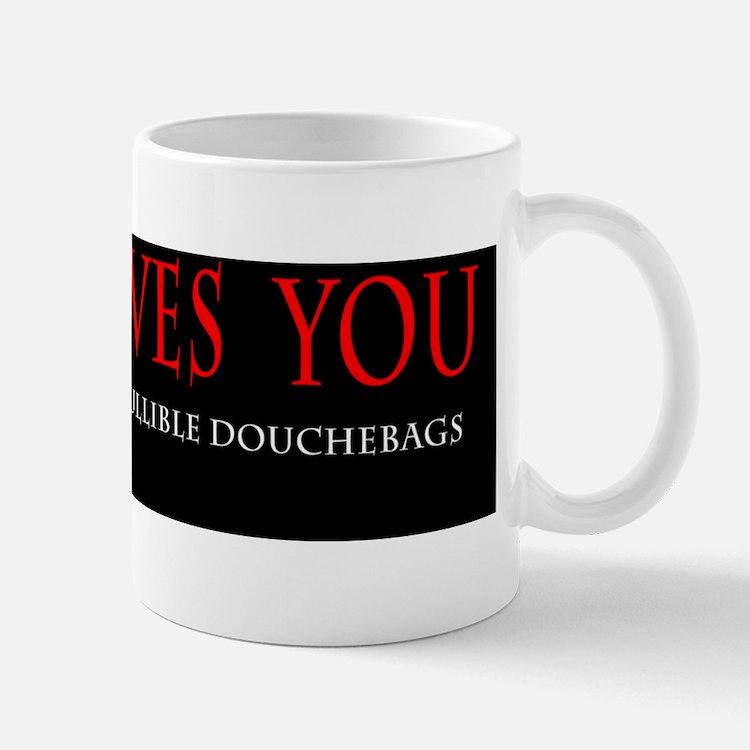 JesusLovesYou Mug