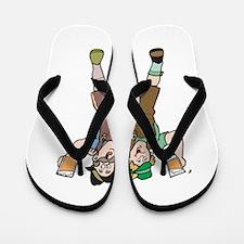 oct227dark Flip Flops