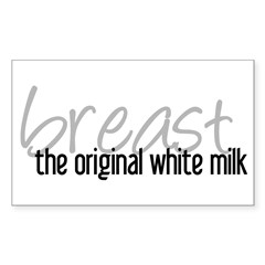 Breastfeeding Humor - The Ori Sticker (Rectangular