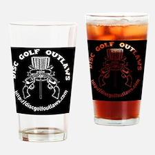 logo-reverse Drinking Glass