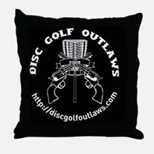 logo-reverse Throw Pillow