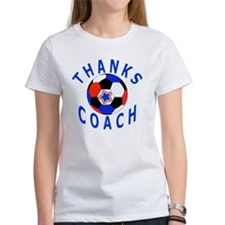 Soccer Coach Thank You Unique Gift Tee
