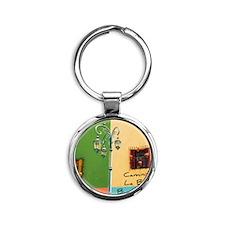 Caminito Round Keychain
