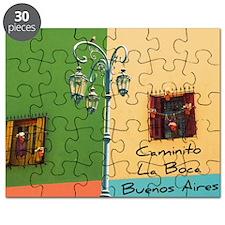 Caminito Puzzle