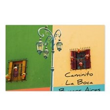 Caminito Postcards (Package of 8)