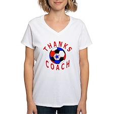 Soccer Coach Thank You Uniq Shirt