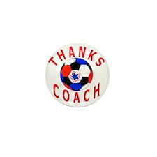 Soccer Coach Thank You Unique Gifts, P Mini Button