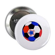 """Thank You Soccer Coach Unique Gifts,  2.25"""" Button"""