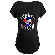 Thank You Soccer Coach Uniq T-Shirt