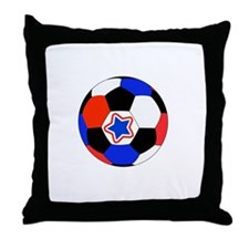 Thank You Soccer Coach Unique Gifts,  Throw Pillow