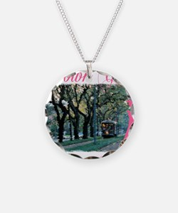 Uptown Girl Streetcar-2 Necklace