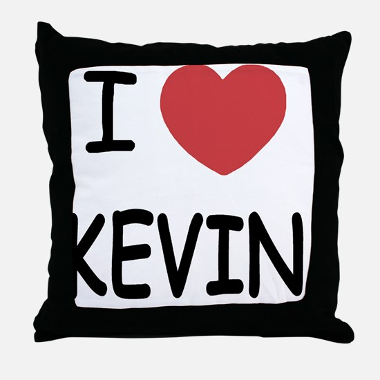 KEVIN Throw Pillow