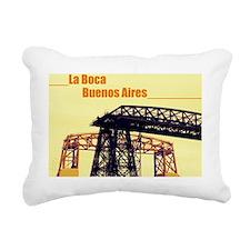 La Boca Rectangular Canvas Pillow