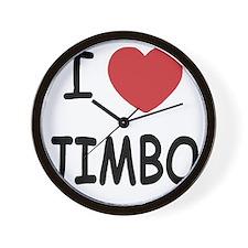 JIMBO Wall Clock