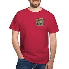 Basset Hound Dog Choice Lover T-Shirt