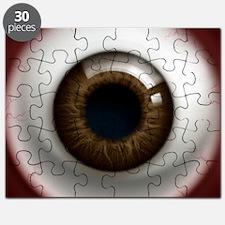 16x16_theeye_browndark Puzzle