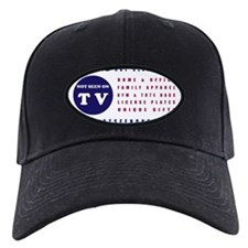NOT SEEN ON TV Baseball Hat