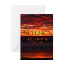 sunrise-a Greeting Card