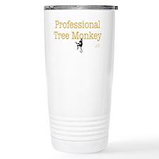 tree monkey Travel Mug