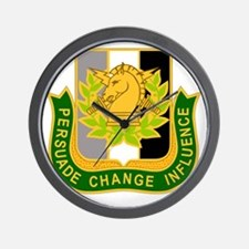 4th Psychological Operations Group Wall Clock