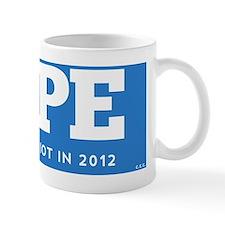nope lg  design Mug
