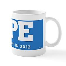 NOPE shirt design (10 x 3) Mug