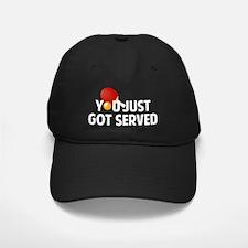 gotservedTabletennis2 Baseball Hat