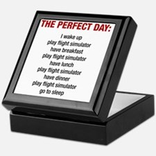 Perfect Day Keepsake Box