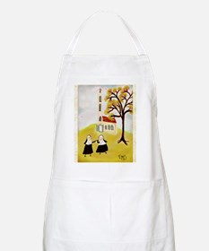 LOVE THY SISTERgreeting Apron