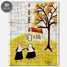 LOVE THY SISTERgreeting Puzzle