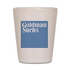 goldman Shot Glass