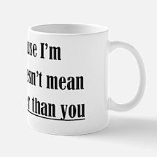 JBA Mug