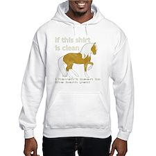 CleanShirt Hoodie