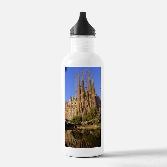 Cute Familia Water Bottle