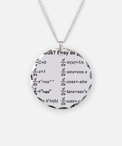 Calculus Necklace