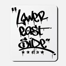 lower-graffitti Mousepad