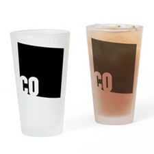 CO Drinking Glass