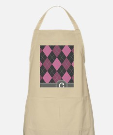 441_argyle_monogram_rose_c Apron